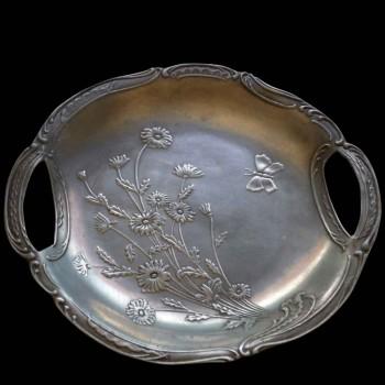 tin fruit bowl