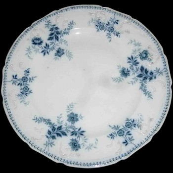 Delft Maastricht ceramic plate